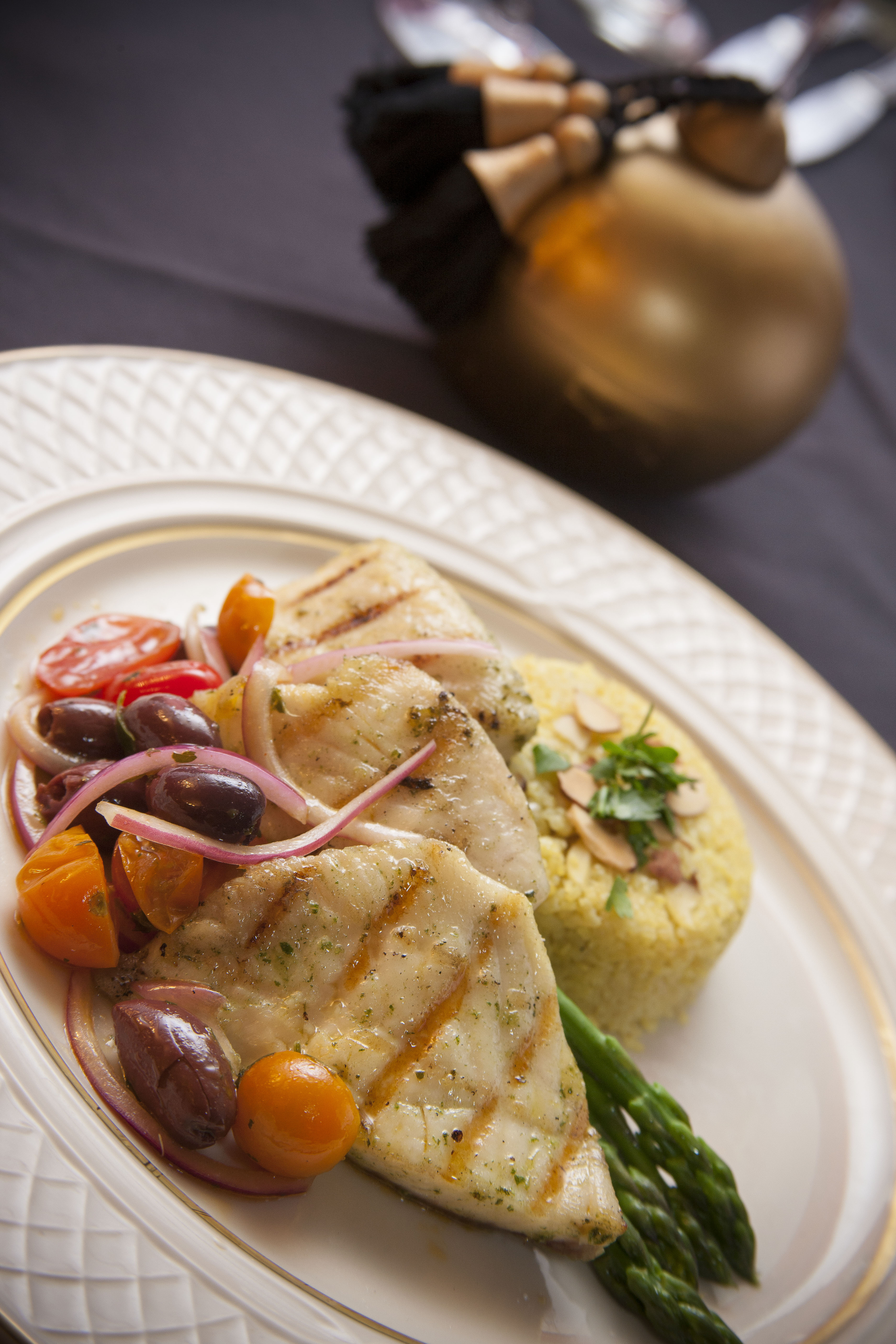 Chenal Country Club Ethnic Cuisine