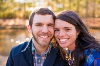 Arkansas Engagement: Sara Elkins of Little Rock & Matt Gray of Bryant