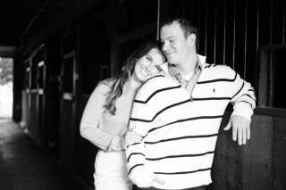 Arkansas Engagement: Amber Mayo of Huntington, West Virginia & Tyler Terry of Searcy