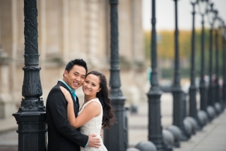 Arkansas Engagement: Quynh Phan of Bryant & Hoang Tran of San Antonio