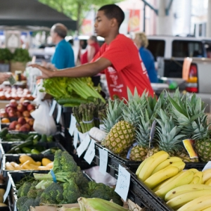 Farmers Markets Sprout In Arkansas' Urban Areas