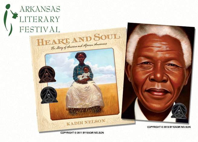 Arkansas Literary Festival: 10 Activities for Families