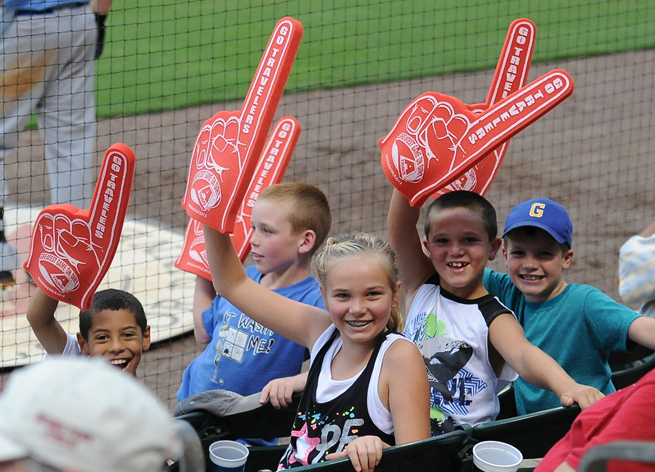 Travelers Baseball Returns to Dickey-Stephens Park