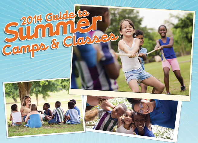 2014 Guide to Summer Camps & Classes