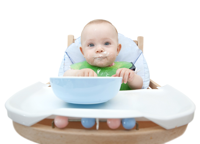 Knowing What - and When - to Feed Your Baby at Meal Time