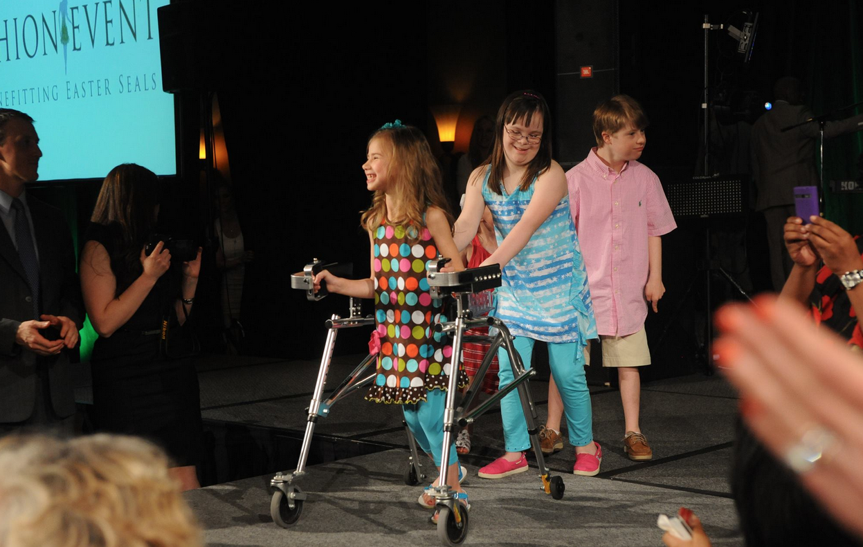 Fashion Show To Benefit Easter Seals Tonight Little Rock