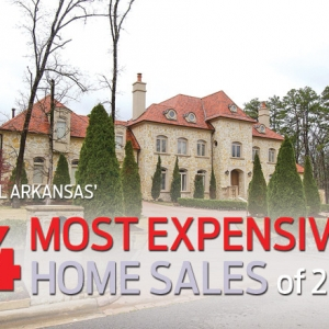 More Million-Dollar Homes Sold in Pulaski County During 2013