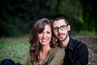 Arkansas Engagement: Amberly Green of Little Rock & Michael Curtis of Rogers
