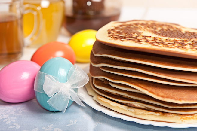 Easter Brunch: 6 Places to Check Out
