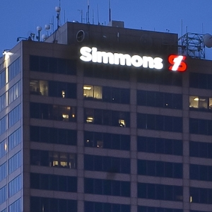 Simmons First 1Q Profit Down 27 Percent