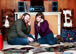 Arkansas Engagement: Erin Lang and Jason Green of North Little Rock