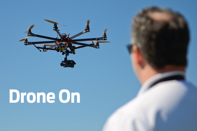 In Arkansas, Drones Take Place of News Choppers