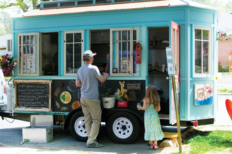 Food Trucks Guide Little Rock