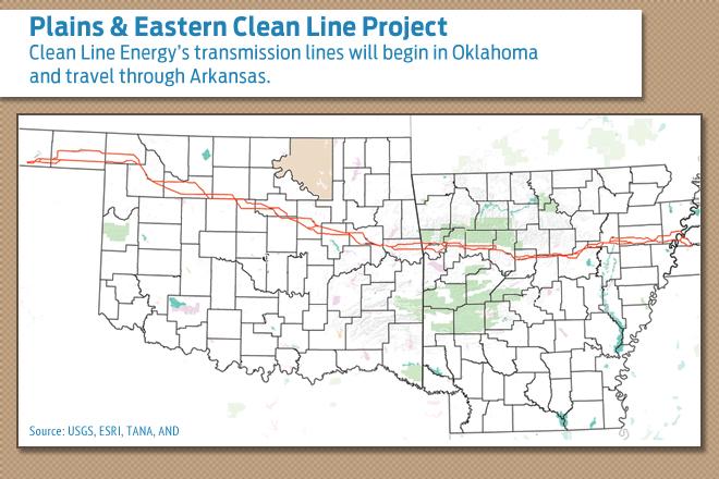 Plains & Eastern Clean Line Gets Regulatory Approval in