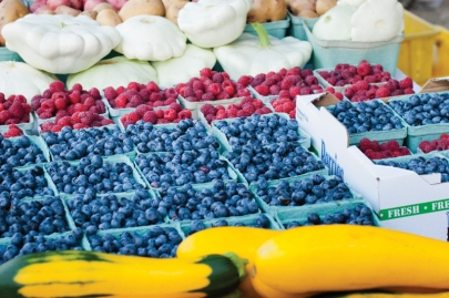 Farm Fresh: 5 Farmers Markets to Visit in Central Arkansas