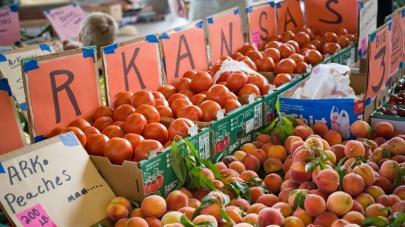 Final Night Market at Little Rock Farmers Market is Tonight