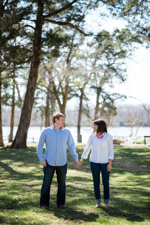 Arkansas Engagement: Layla Qedan & Taylor Simmons of Bryant