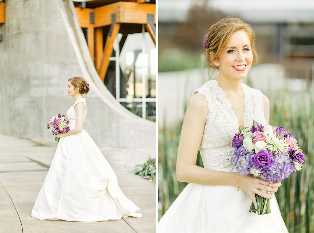 Arkansas Bridal Session: Courtney Lang of Little Rock