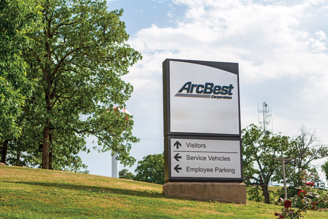 ArcBest Sees 48 Percent Income Drop for 2Q