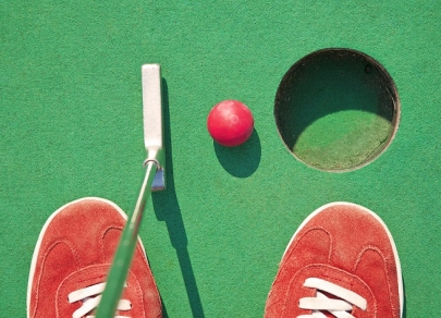 Mini Golf Courses Open This Weekend at Big Rock Fun Park
