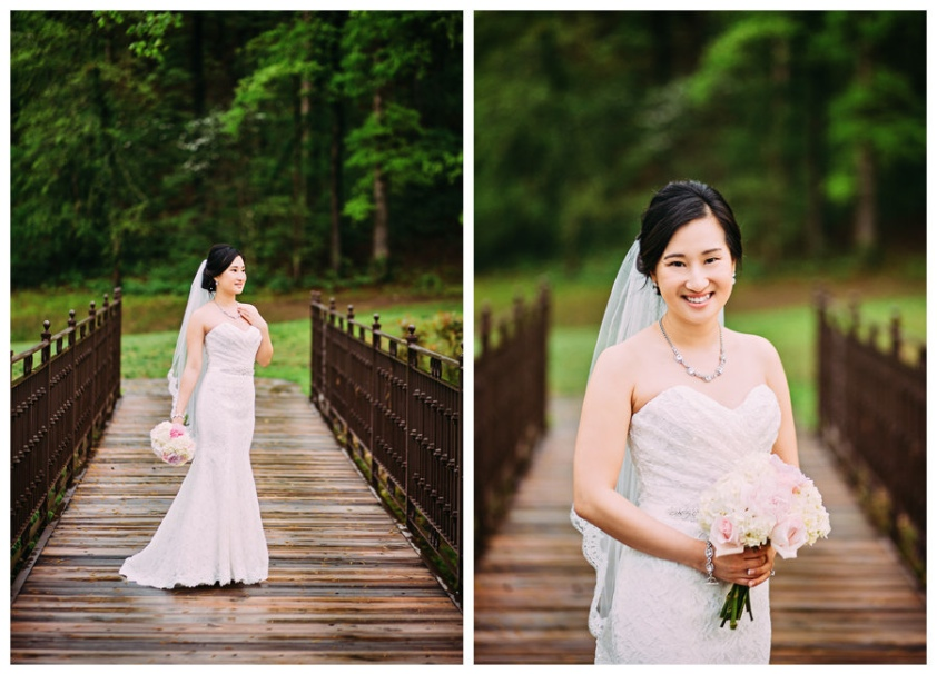 Arkansas Bridal Session: HyeJin Son of Cabot