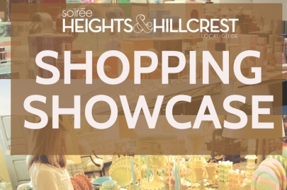 Shopping Showcase: Retail Therapy in Hillcrest and The Heights