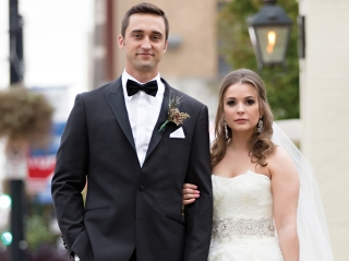 Real Little Rock Wedding: Lauren Compton & Patrick Hum III of Conway