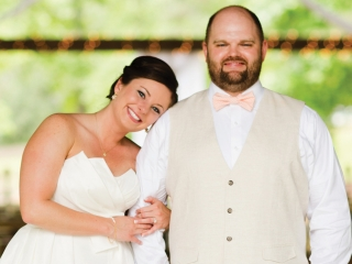 Real Arkansas Wedding: Natalie Peek & Joshua Haywood of Texarkana
