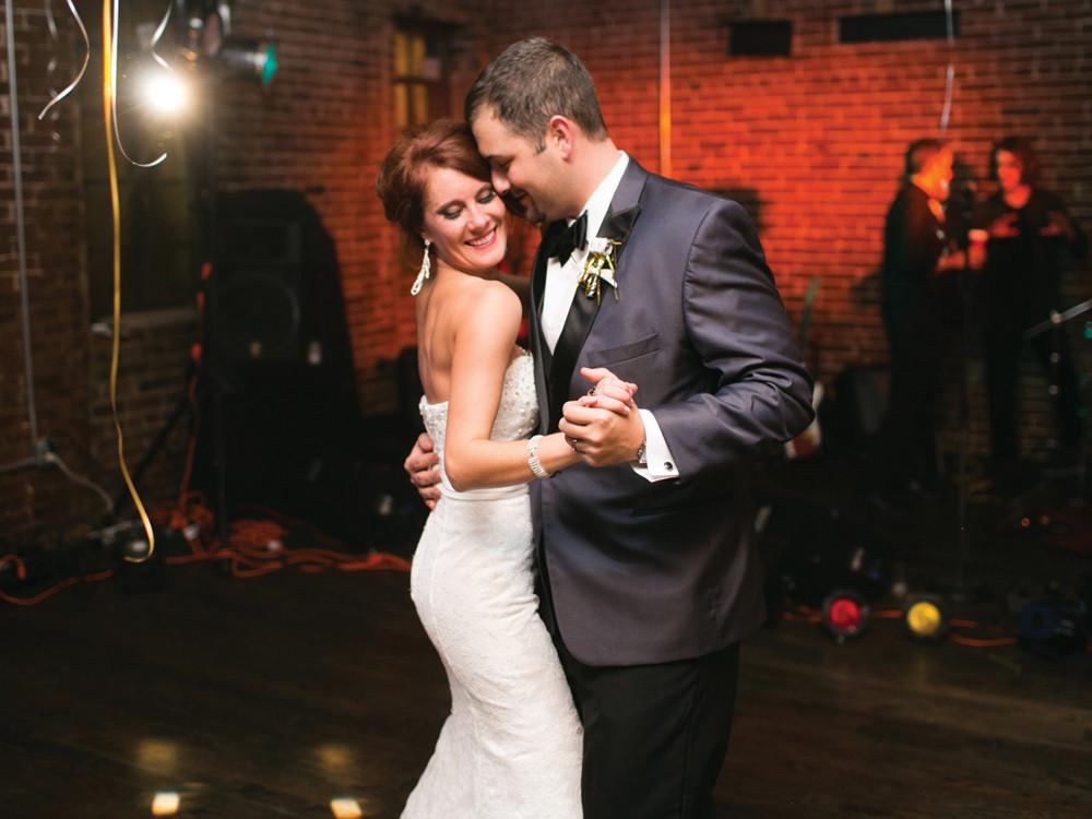 Real arkansas wedding jennifer williams spencer for A sweet salon benton ar