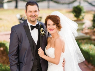 Real Arkansas Wedding: Jennifer Williams & Spencer Ragsdale of Little Rock