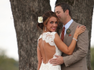 Real Arkansas Wedding: Erin Caylor of Kentucky & Aaron Baldwin of Hot Springs