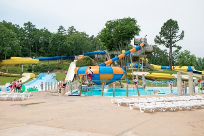 3 New Slides Coming to Wild River Country