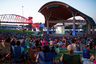 Movies in the Park: This Week's Feature is Friday Night Lights
