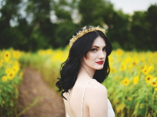 Five Florals for Your Fall Flower Crown