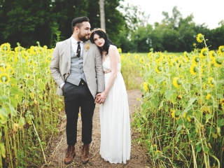 Real Arkansas Wedding: Tessa Sheehan of Phenix City, Alabama, and Joe French of Little Rock