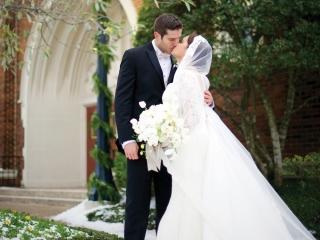 Real Little Rock Wedding: Alyse Eady and Patrick Lemmond