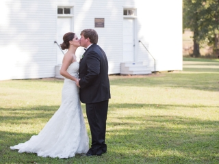 Real Arkansas Wedding: Kelli Blanchard and Joe Denton of Jonesboro