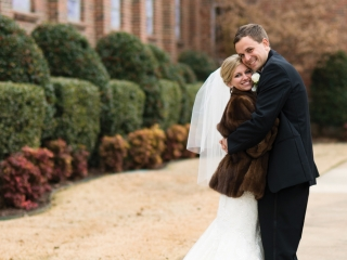 Real Searcy Weddings: Tessa Brown & Jonathan Beavers