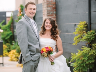 Real Northwest Arkansas Wedding: Katie Hogue of Springdale & Caleb Smith of Rogers