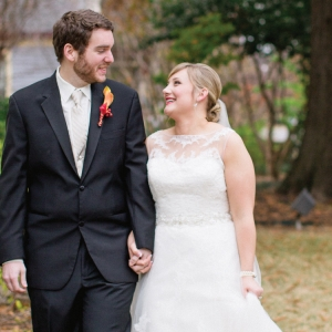 Real Arkansas Wedding: Sarah Smith & Andrew King of Little Rock