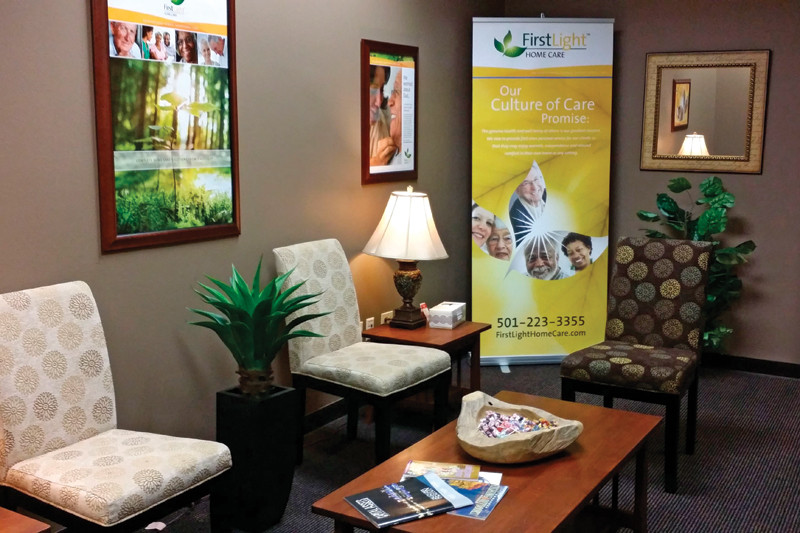 FirstLight HomeCare Comes To Little Rock