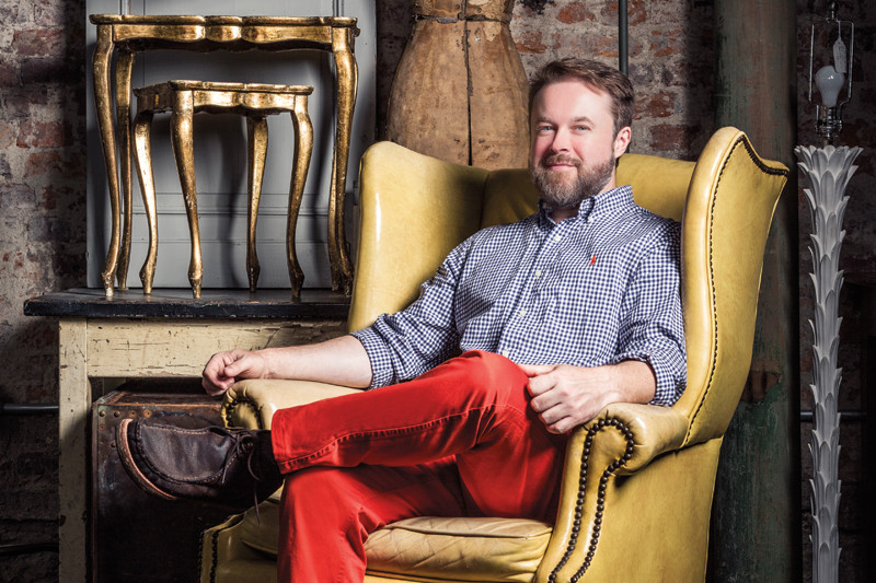 Chris Clement Moves To South Main, Furniture Little Rock