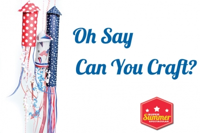 Add Pops of Fun to Your Independence Day with These Confetti Rockets
