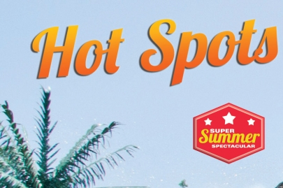 Expect Scorching Summer Fun at These 5 Central Arkansas Hot Spots