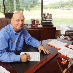 After 9 Years, Larry Biernacki Leaves Bigger Arkansas Federal Credit Union