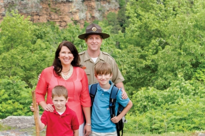 Parenting in Petit Jean with Stephanie Buckley