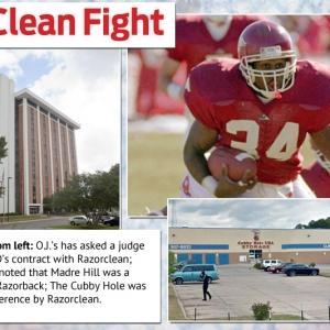 OJ's, Razorclean Kick Up Dirt After Losing Bid Leads to Lawsuits