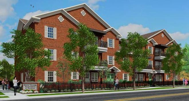 South Village Apartments At Quapaw