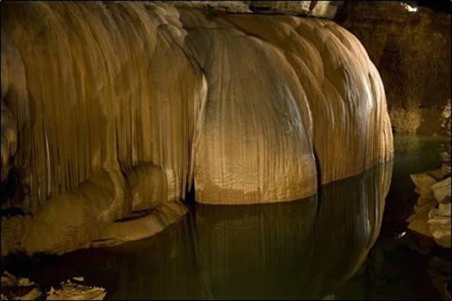 Go And Do Cool Off With Show Caves In Arkansas Little