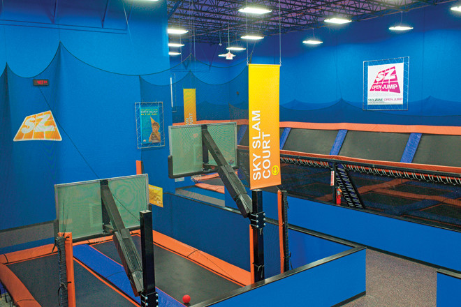 SkyZone Park Comes To Central Arkansas